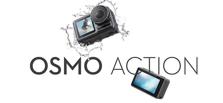 DJI-Osmo Action