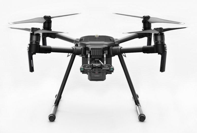 Matrice 200 - Endüstriyel Drone V2.0