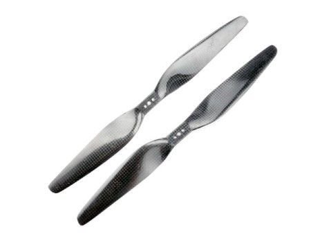 16x5.5 T-Motor Style Carbon Propeller CW/CCW Set