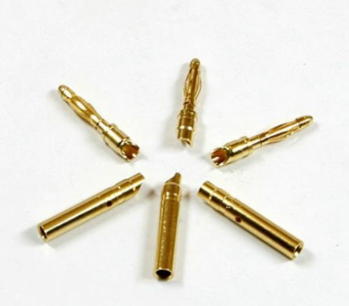 2mm Golden Plated Connector