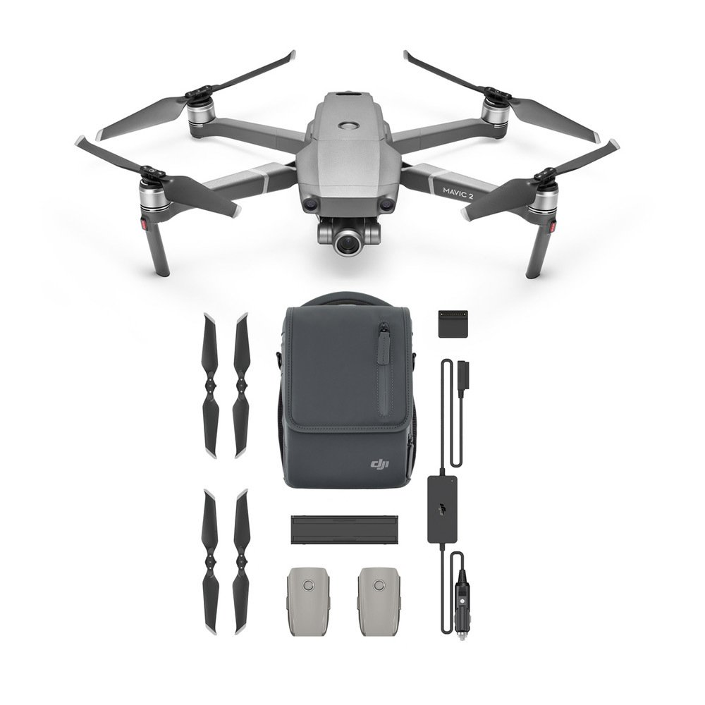 DJI Mavic 2 Zoom Fly More Combo Drone