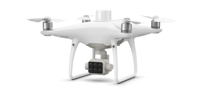 DJI Phantom 4 Multispectral with Shield