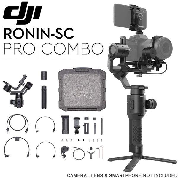 Dji Ronin-SC Pro Combo