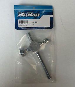 HoBao 84129 CROSS WRENCH, 17mm NUT US SELLER USPS