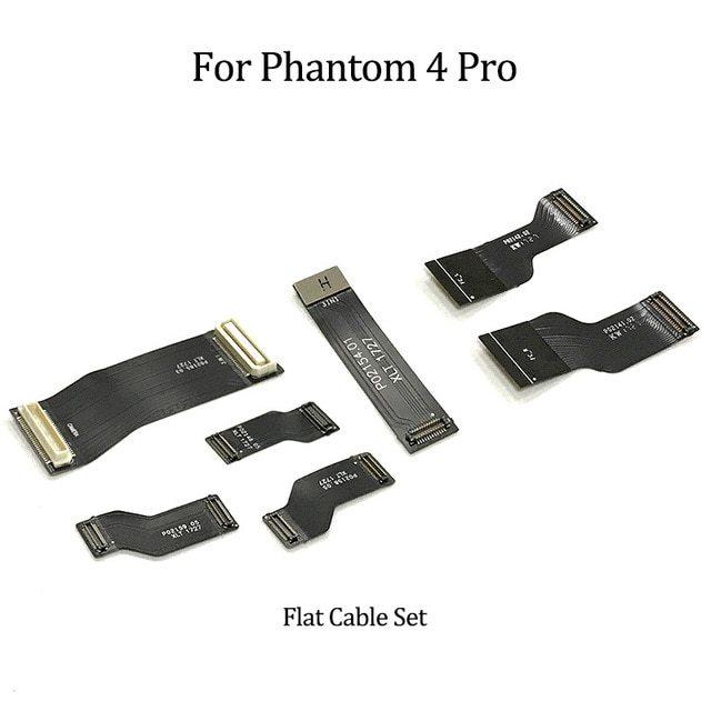 Phantom 4 Pro Flat kablo set