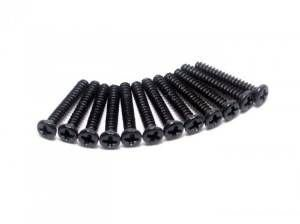 Round cross head self-tapping screw 1.4*9mm 12p