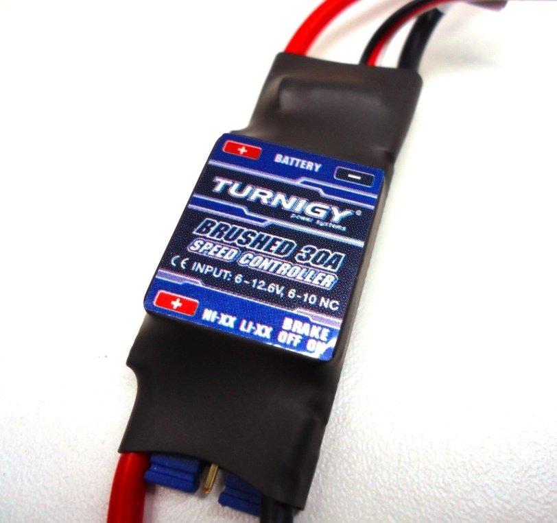 Turnigy - 30A ESC - Brushed